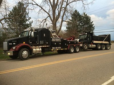 Truck Towing Company in Michigan
